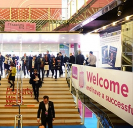 We'll be present at mapic